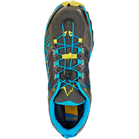 La Sportiva M's Helios 2.0 Shoes Carbon/Tropic Blue